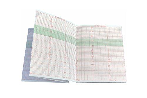 CTG-Thermopapier in Faltlage zu Edan Cadence MFM-2 M50-78019