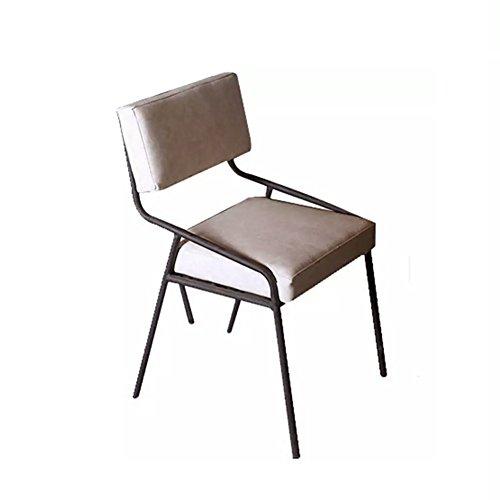 ch-AIR Barhocker, Nordeuropa Stil Eisen Kunst Stuhl Restaurant Coffee Shop Stuhl Vintage Kreativität Stuhl 43 * 43 * 79 cm (größe : 43 * 43 * 79CM) -