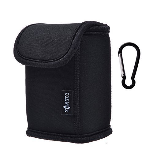 Cosmos Black Color Neoprene Sleeve Travel Carry Case Protective Bag Cover for Logitech Ultimate Ears UE MINI BOOM Wireless Bluetooth Speaker/Speakerphone  available at amazon for Rs.1459