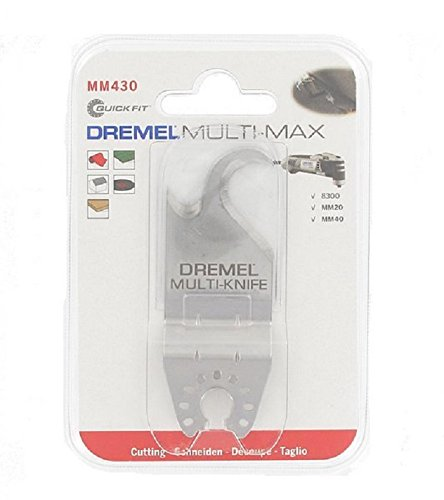 Dremel 2615M430JA MM430 Multifunktions-Messer