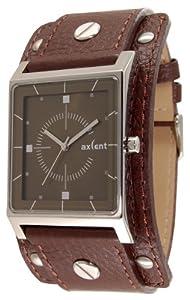 Reloj Axcent of Scandinavia Axcent of Scandinavia de cuarzo para hombre con correa de piel, color marrón de Axcent