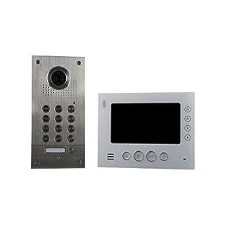 AE CK1-812S1-01 1 Fam. Code Colour Video Intercom Set 1 (2 Pieces)