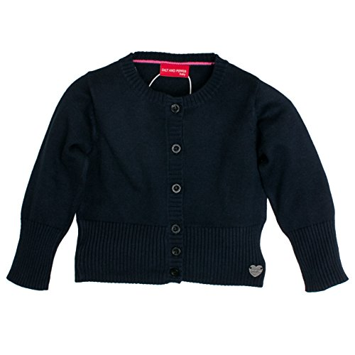 Salt & Pepper B Jacket Strick Bolero, Chaqueta de Punto para Bebés Salt & Pepper