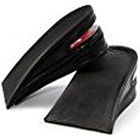 Einlegesohlen-Satz für Schuhe für mehr Körpergröße,2 oder drei Schichten, 5cm (2-Schicht) und 6,3cm (3-Schicht) preisvergleich bei billige-tabletten.eu