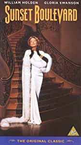 Sunset Boulevard (1950) [VHS]