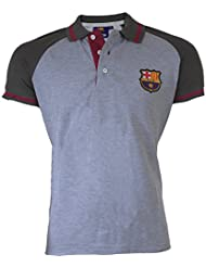 Polo BARCA - Collection officielle Fc Barcelone - Taille adulte homme