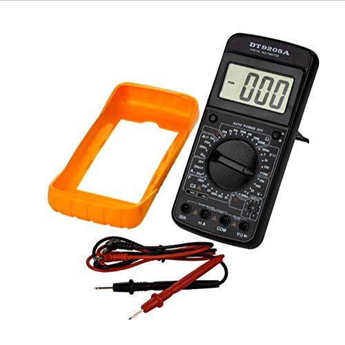 ER-JI Digitale Multimeter intelligente Handheld Power Meter Tester elektrischen Widerstand Spannung Fluke Power Meter