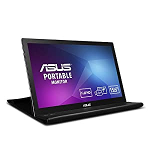 ASUS-MB16AP-ZenScreen-Go-USB-Type-C-Portable-Monitor-FHD-1920-x-1080-IPS-Up-to-4-hours-battery-Foldable-Smart-case-Compatible-with-USB-Type-A