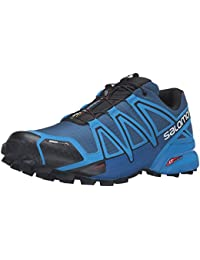 Salomon Speedcross 4 Cs, Zapatillas de Trail Running para Hombre
