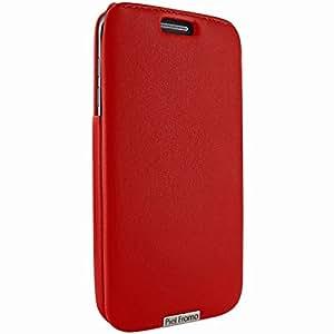 Piel Frama iMagnum Wallet Case for Samsung Galaxy S7 Edge - Red