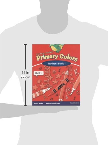 American English Primary Colors 1 Teacher's Book