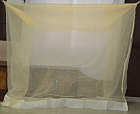Ans mosquito net Heavy quality HDPE NET IVORY COLOR