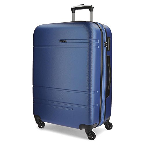 Movom Matrix Maletas y trolleys, 79 cm, 110 litros, Azul