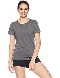 Under Armour Heat Gear Armour Short Sleeve Women's Body Blouse Top