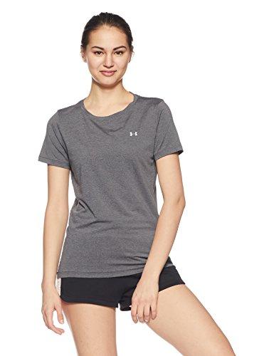 Under Armour Women's Ua Heatgear Short-Sleeve Shirt