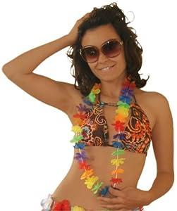 Collar Hawaiano EM 2012,, Lazo para el Cuello, Vacaciones, Hawaii, Hula, collana, BEA