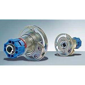 Kegelradgetriebe 3:1 rechts und links umschaltbar für 40er Achtkantwelle