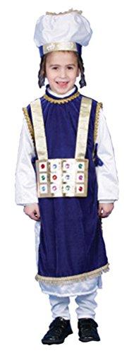 discher Hohepriester-Kostüm-Satz für Kinder (Kleinkind Kostüme Priester)