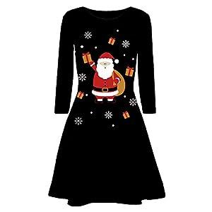 POLP Navidad Vestido mujer Mini
