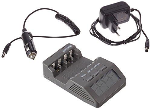 Enerpower EP-BT-C700-12V Microprozessor, Ladegerät mit LCD schwarz -