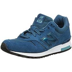 New Balance WL565, Zapatillas de Running para Mujer, Azul (Teal), 41.5 EU