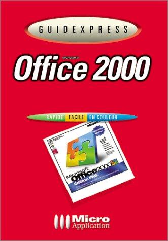 Office 2000 par Johann-Christian Hanke