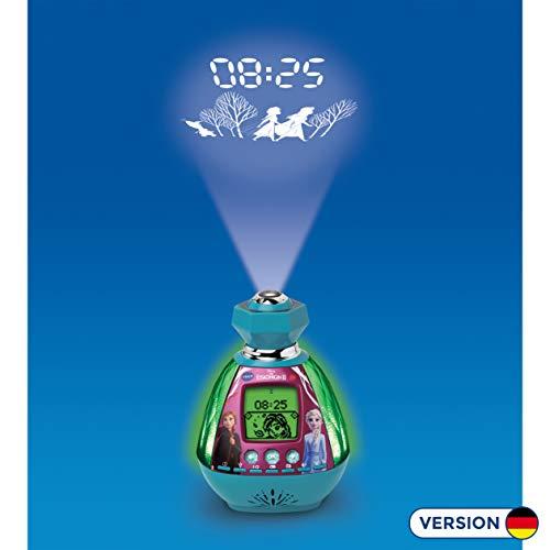 VTech 80-520604 Réveil Enfant Multicolore