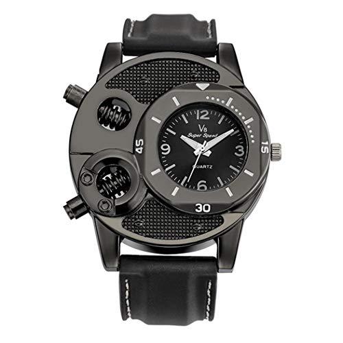 Moderno reloj de pulsera Kuerli por sólo 5€ con el #código: SVQN4QK6