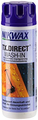 Nikwax TX-Direct, Einwaschbare Imprägnierung, 300 ml -