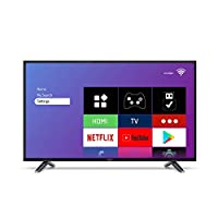 Impex GLORIA 32 Inch HD Ready Smart LED TV Black