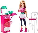 Barbie CMY44 Schwestern Spielset, Backspaß mit Stacie