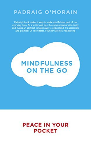 Mindfulness on the Go: Peace in Your Pocket: Written by Padraig O'Morain, 2014 Edition, Publisher: Yellow Kite [Paperback]