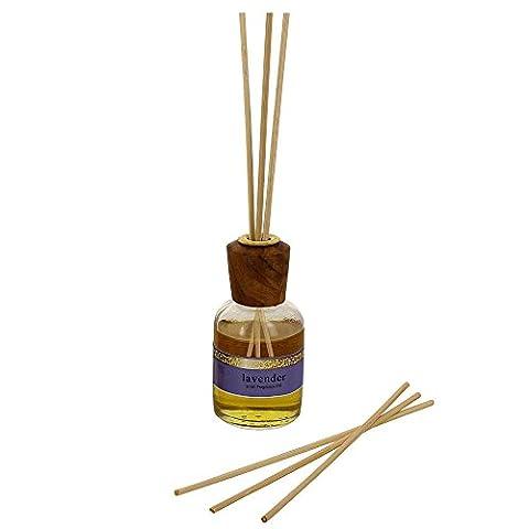 Indian parfum de lavande cadeau Set avec de 50mL huiles