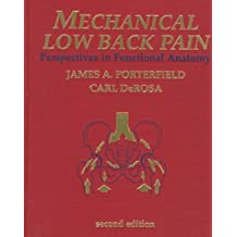 Mechanical Low Back Pain: Perspectives in Functional Anatomy