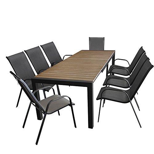 Gartentische 100X205 im Vergleich - Beste-Tische.de