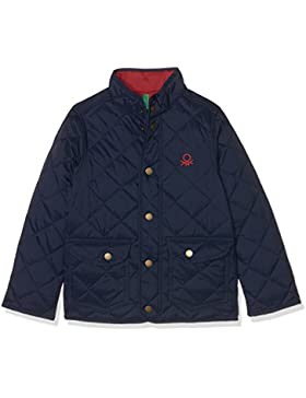 United Colors of Benetton Quilted Jacket, Chaqueta para Niños