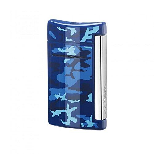 st-dupont-mini-jet-lighter-blue-camouflage