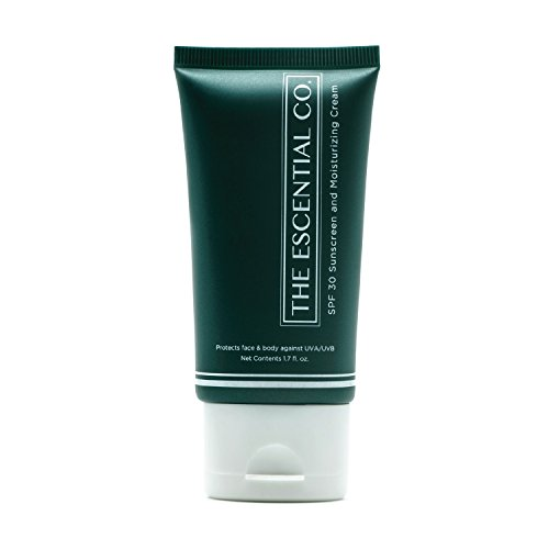it verbesserter Formel - Sonnenschutz für Körper und Gesicht, unreine, Akne neigende und empfindliche Haut - The Escential Co. ()