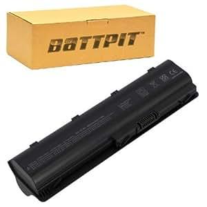 Battpit Batterie d'ordinateur Portable de Remplacement pour HP Pavilion dv7-4090sf (6600 mah)