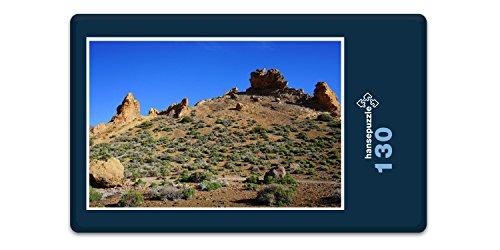 hansepuzzle 16921 Natur - Roques De Garcia, 130 Teile in hochwertiger Kartonbox, Puzzle-Teile in wiederverschliessbarem Beutel
