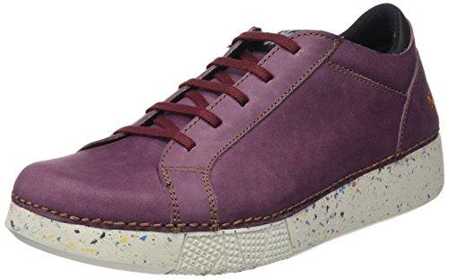 ART 1130 Olio I Express, Ballerines Derby Mixte Adulte Violet (Cerise)