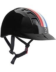 Casco de equitación gorro Ventilación de la ajustable VG1estándar de seguridad 49–61cm, color Dutch, tamaño XS/S 49-53cm