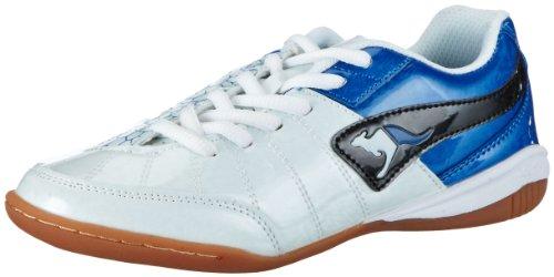 KangaROOS Divided B 1172A Unisex-Kinder Laufschuhe Weiß (white/royal blue/black)