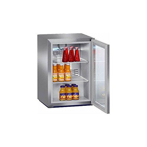 Liebherr FKV 503autonome Edelstahl Kühlschrank Getränkespender-Kühlschränke Getränkespender (autonome, Edelstahl, 3Einlegeböden, rechts, R600a, 42l) -