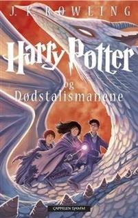 Harry Potter NORWEGISCH: Harry Potter Og Dodstalismanene
