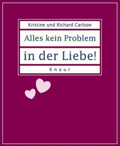 Alles kein Problem in der Liebe! (violett)