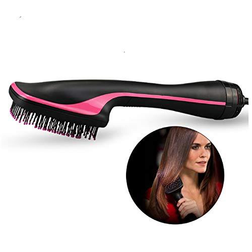 MWYH EIN Schritt Haartrockner und Styler, Fön Heißluftpaddelbürste Negativionenkamm für alle Haartypen Wenniu