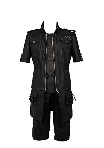 15 Kostüm Fantasy Final Noctis - Fuman Final Fantasy XV Noctis Lucis Caelum Outfit Cosplay Kostüm L
