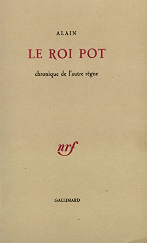 Le Roi Pot par Alain