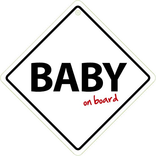 Magnet & Steel Baby On Board